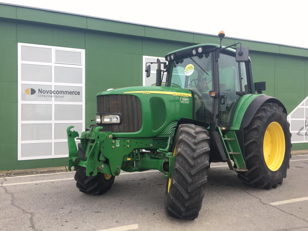 Traktor John Deere 6620