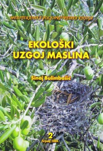 Ekološki uzgoj maslina - knjiga