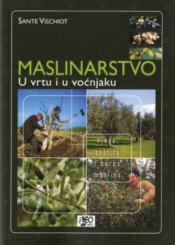 Maslinarstvo u vrtu i voćnjaku - knjiga