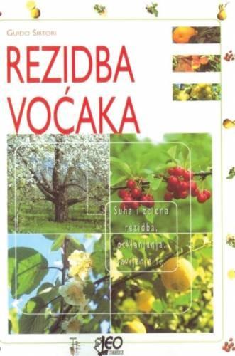 Rezidba voćaka - knjiga