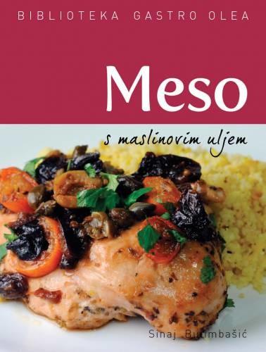 NOVO - Meso s maslinovim uljem - knjiga