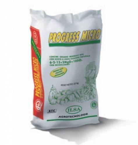 Bioilsa progres micro 6.5.13 25/1 kg - Organsko mineralno gnojivo