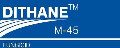DITHANE M-45 – protektivni fungicid za gljivične bolesti bilja
