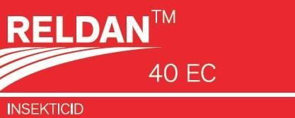 RELDAN 40 EC – insekticid za integriranu zaštitu bilja