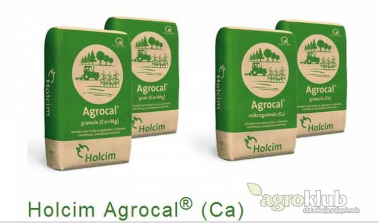 Agrocal - kalcizacija i povećanje plodnosti kiselih tala