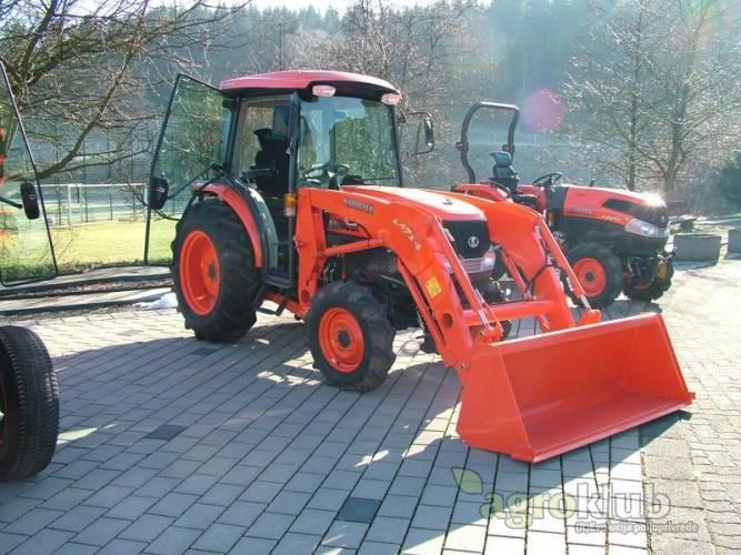 Traktor Kubota L5040