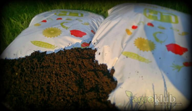Lumbri humus - vermikompost - eko gnojivo