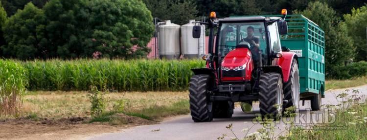 Traktor Massey Ferguson MF 5611