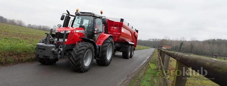 Traktor Massey Ferguson MF 6612