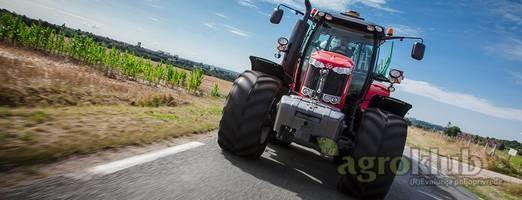Traktor Massey Ferguson MF7626