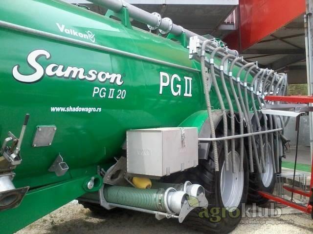 Samson cisterne PG