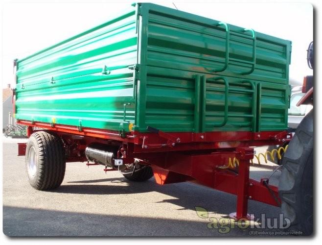 Traktorska prikolica Colono 6T
