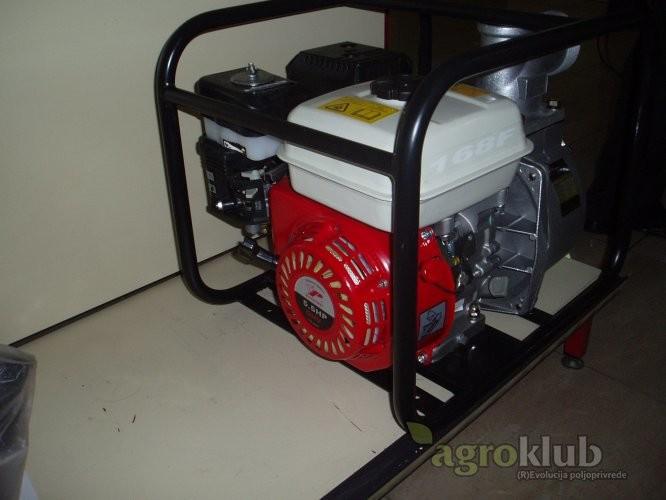 Motorna pumpa MECCANICA&BENASSI WB 30