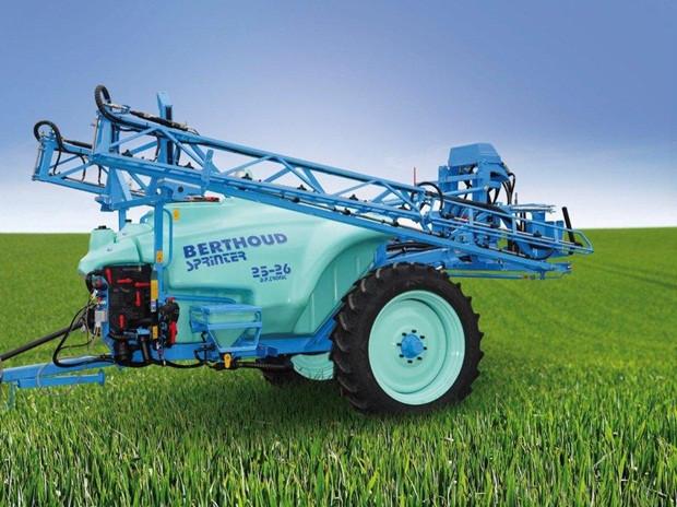 BERTHOUD Sprinter 2500 litara