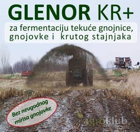 Glenor KR+ fermentator tekućeg i stajskog gnojiva