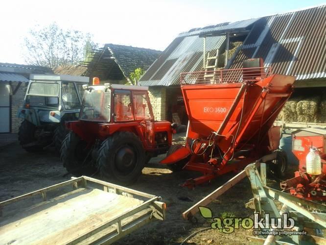 Kupujem sve vrste poljoprivrednih masina beraca i traktora