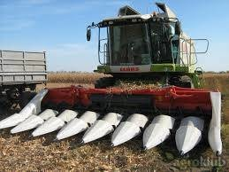 Adapter kukuruzni za kombajn Oros