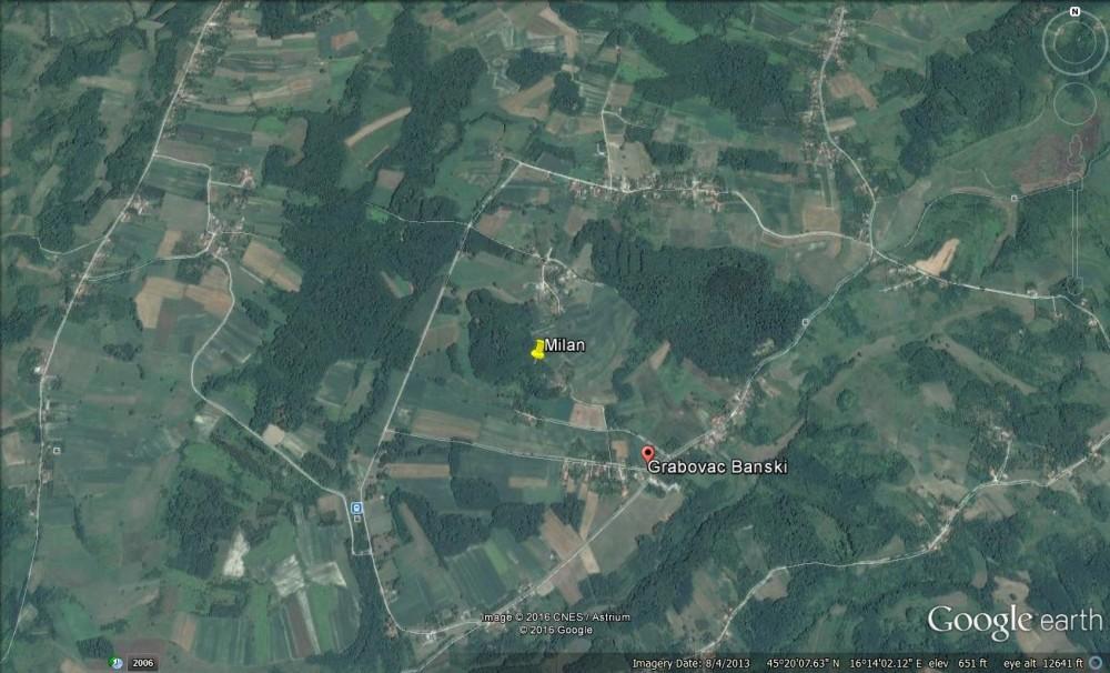 2,5 ha zemljišta i podrum