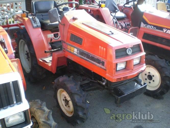 Mini traktor Mitsubishi MT15D