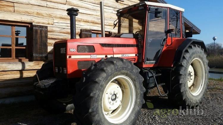 traktor same laser 150