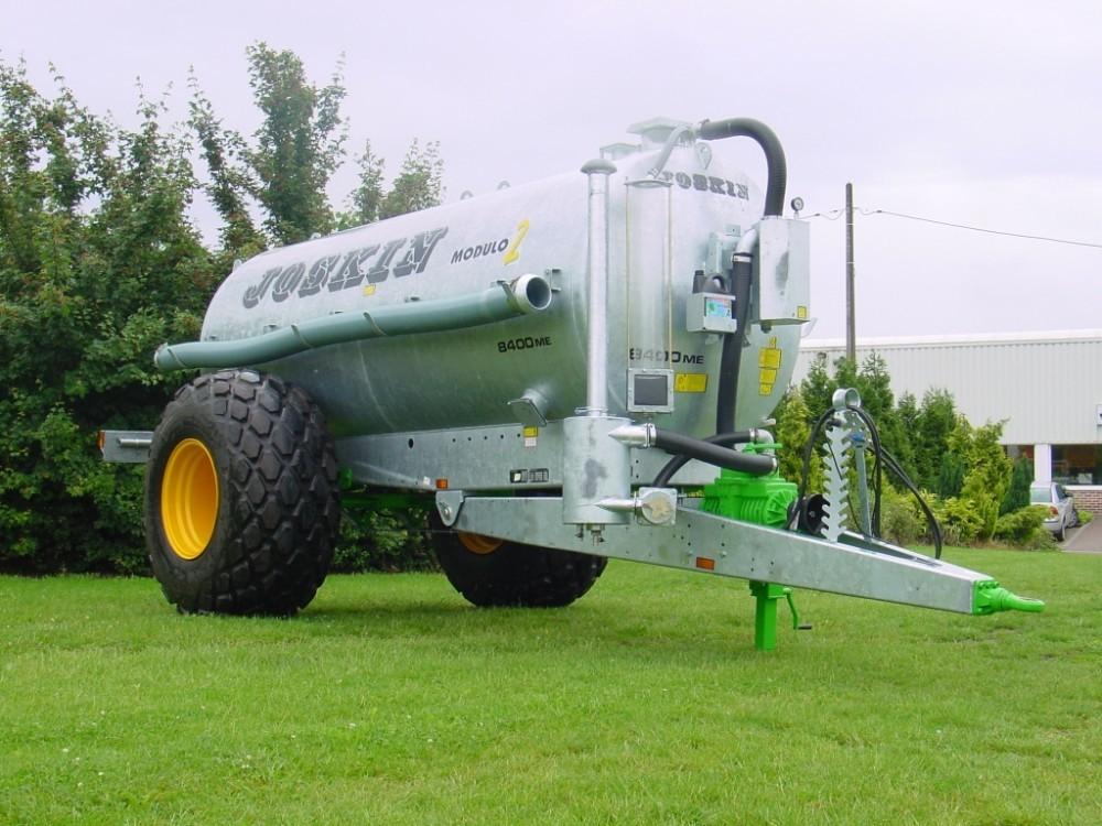 Joskin cisterna modulo 2 8400 me 25971 prikolice i for Cisternas de agua a domicilio