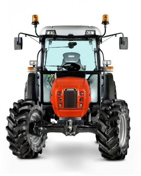 Traktor SAME mod. DORADO 60 CLASSIC DT Cab