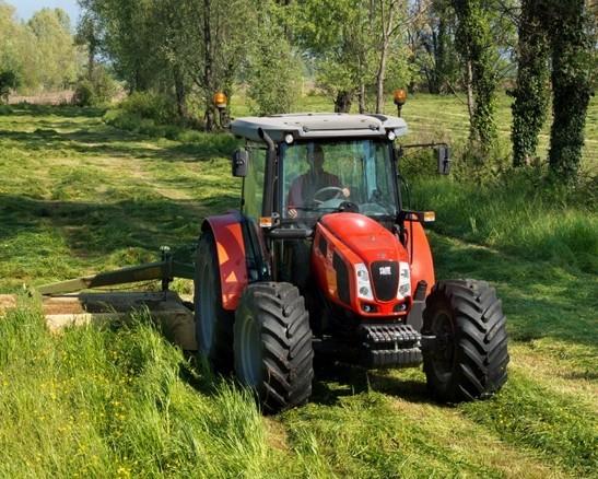 Traktor SAME EXPLORER 105.4 DT MD LS