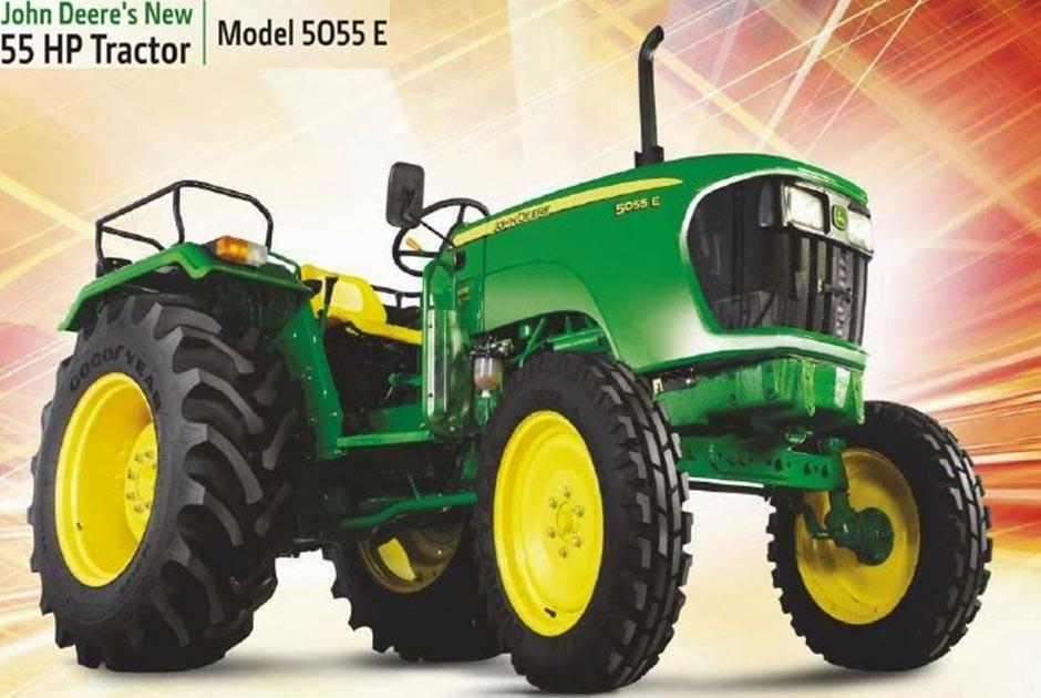 John Deere  5045D 2WD