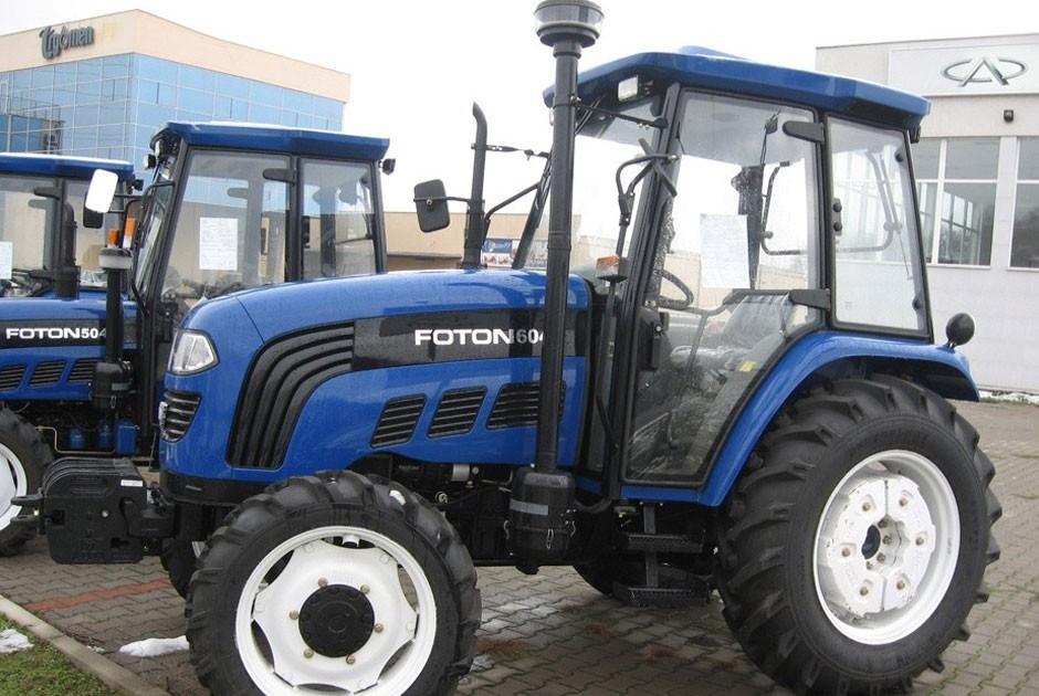 Foton FT604 4WD