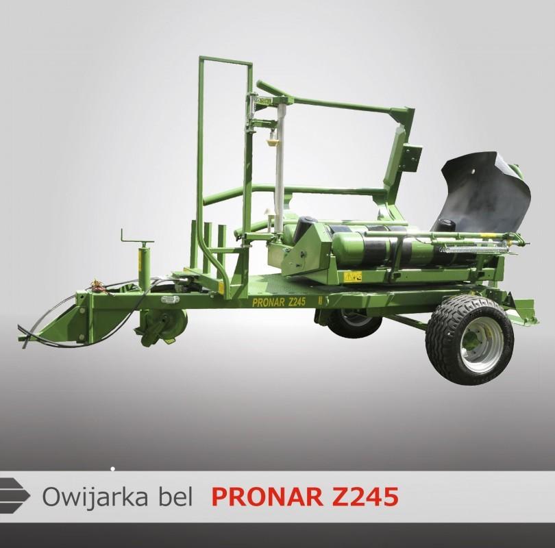 Omotač bala PRONAR Z245