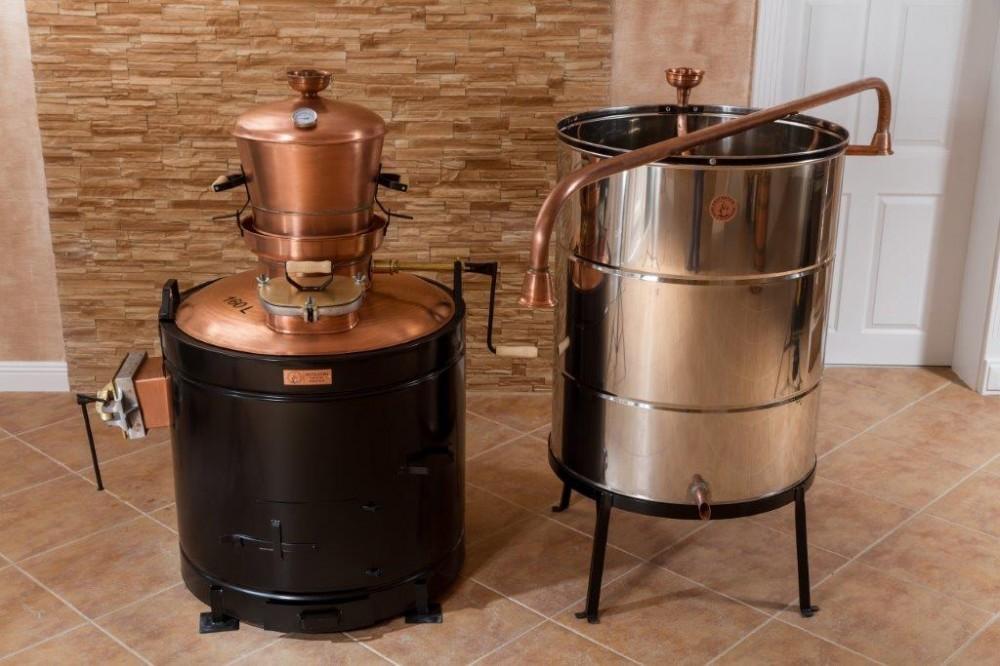 Kazan za rakiju 160 litara - TIP PROFESIONAL
