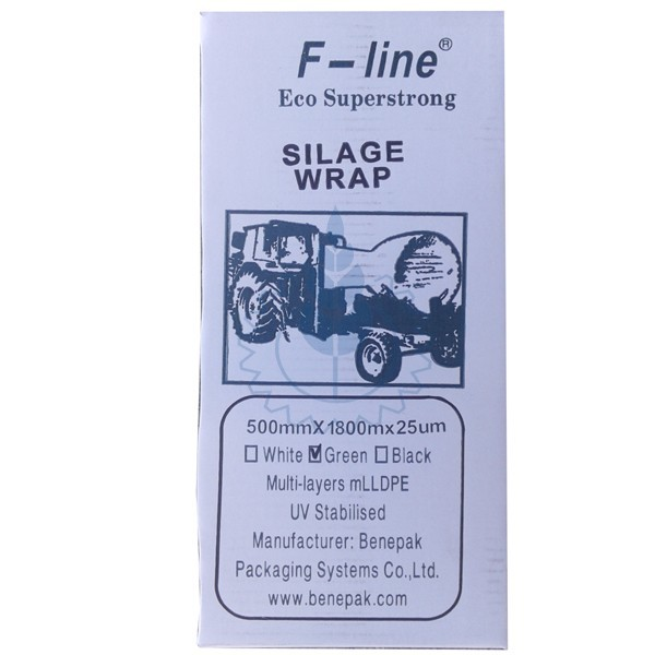 Folija 500 mm za ovijanje bala F-line