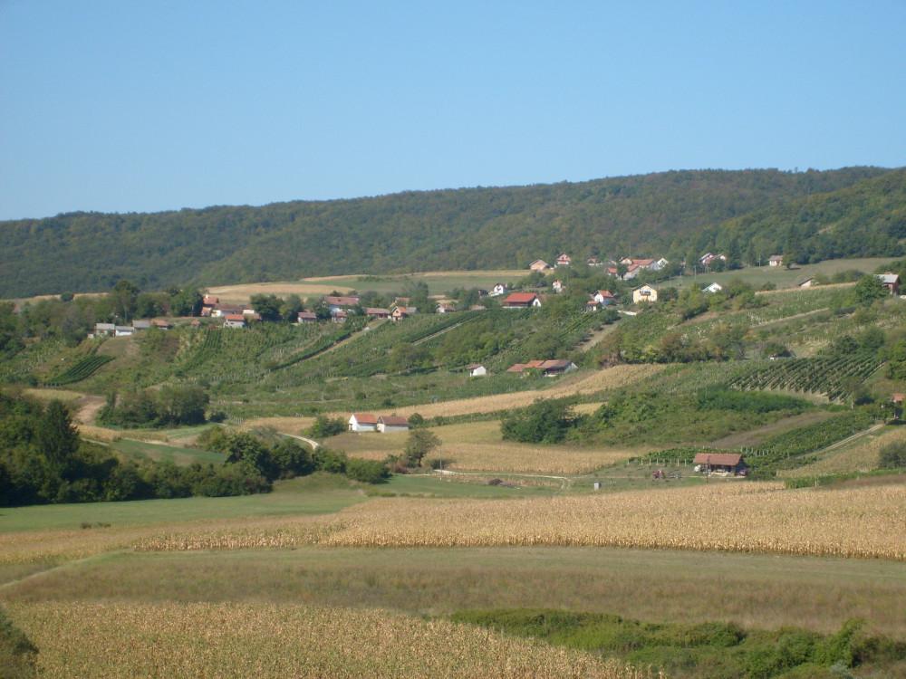 Budinščina-Zajezda, Zagorje, kvalitetno građevinsko zemljište pogodno i za vinograd 1800 m2