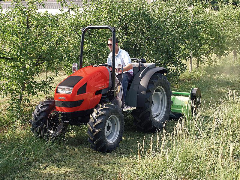 Traktor Same Solaris 55 - već od 15.900 €