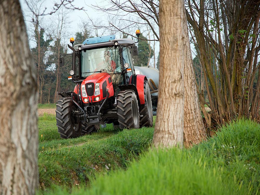 Traktor Same Explorer 105.4 već od 28.900 €