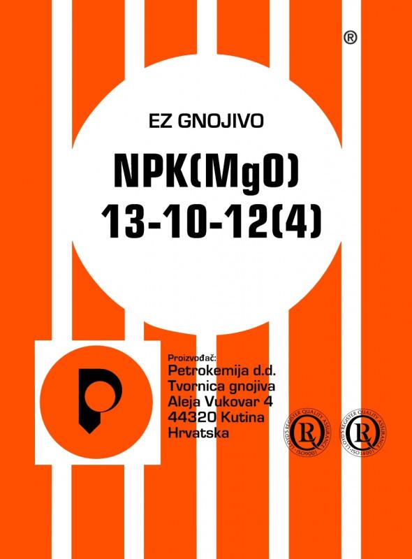 NPK (MgO) 13-10-12 (4)