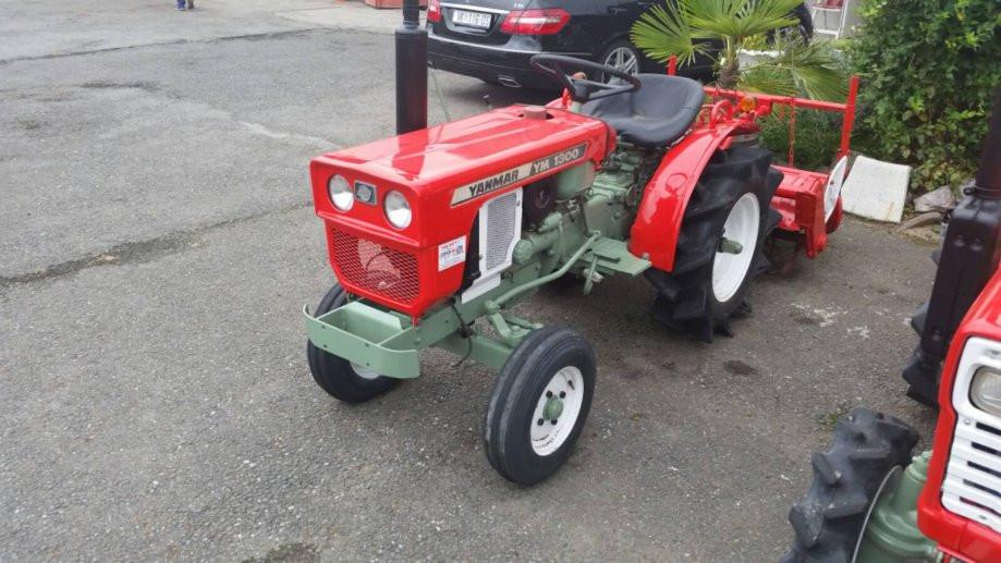 Traktor YANMAR 1300