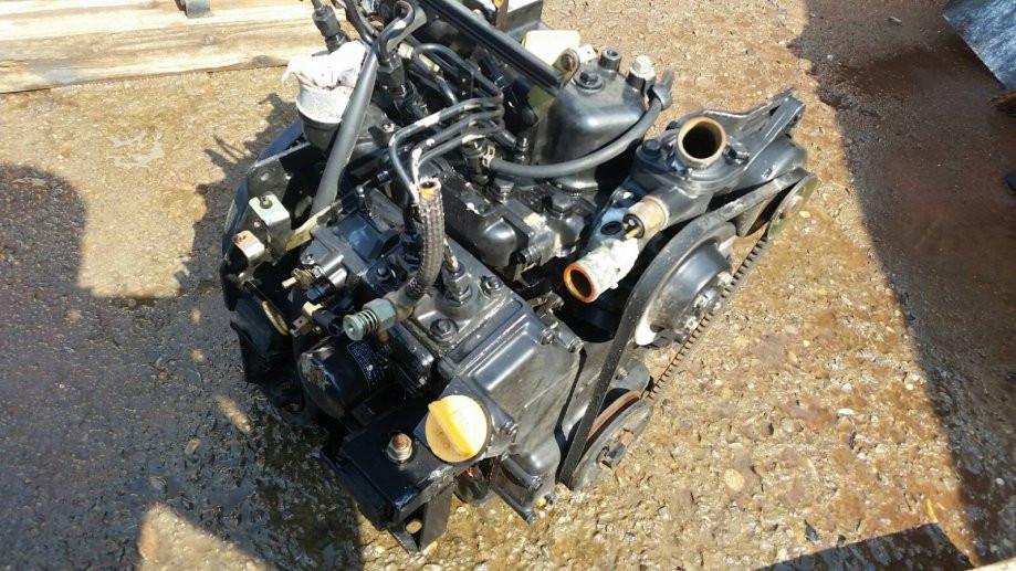 YANMAR motor