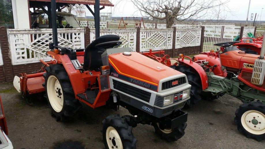 Traktor YANMAR F165