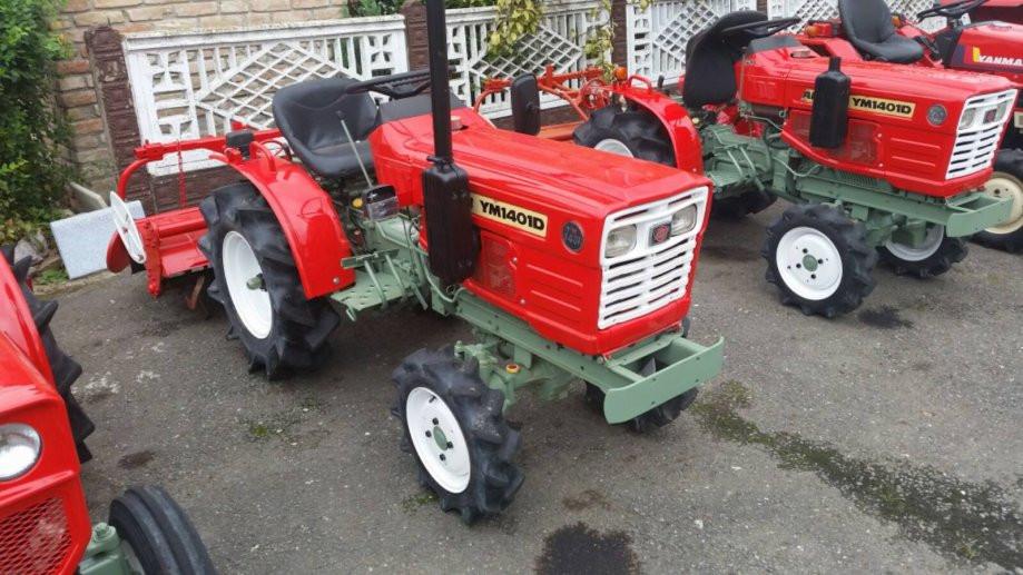 Traktor YANMAR 1401D