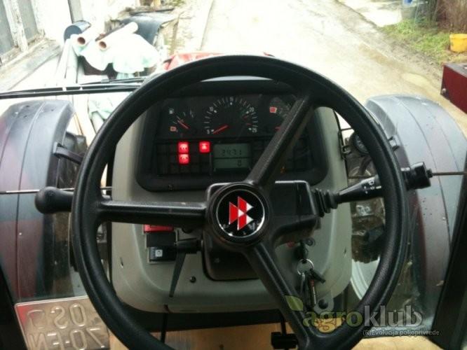 Slike Prodajem traktor Massey Ferguson 4370