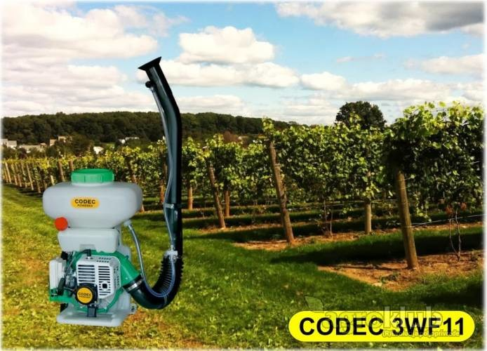 Atomizer CODEC 3WF-11
