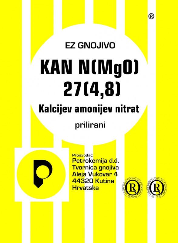 KAN N (MgO) 27 (4,8) - prilirani