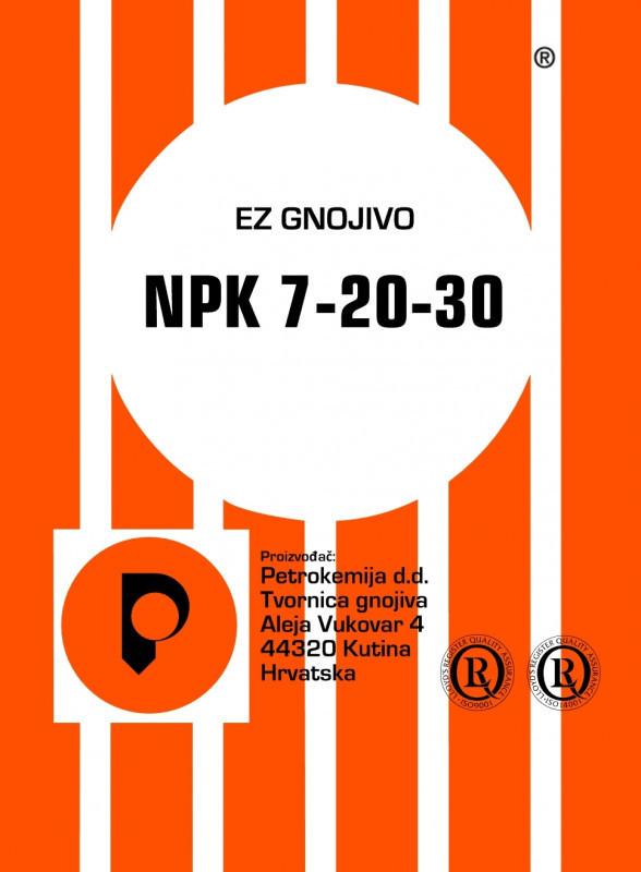 NPK  7-20-30
