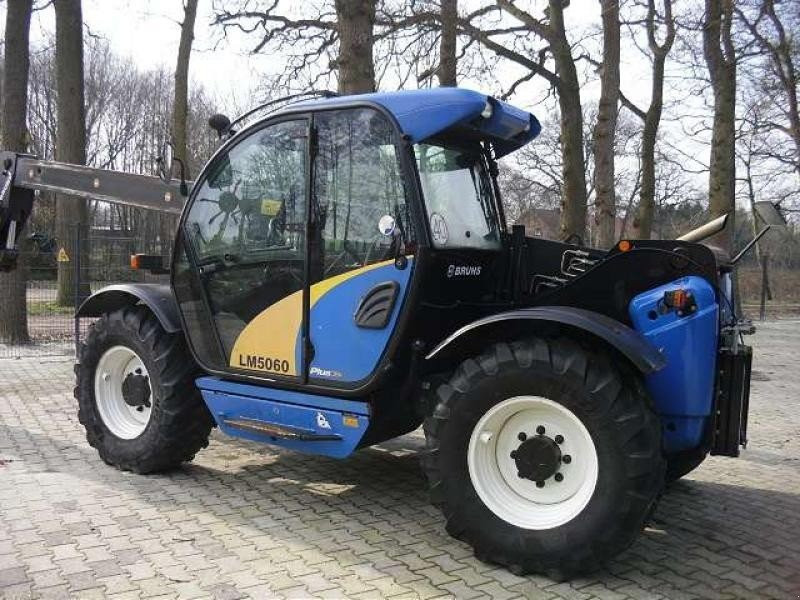 Telehandler New Holland LM 5060