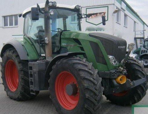 Traktor Fendt Vario 824 Profi