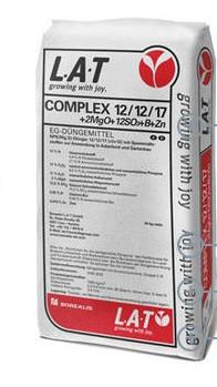 Gnojiva COMPLEX 12/12/17 +2MgO+12SO3+B+Zn