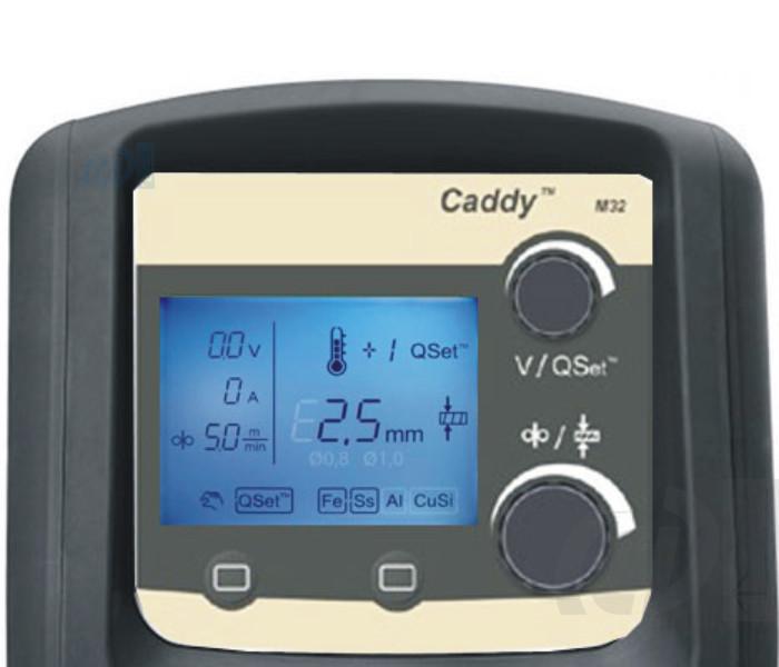 ESAB Caddy MIG 200i aparat za varenje / zavarivanje