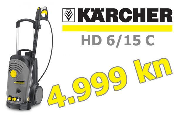 Visokotlačni perač - Karcher HD 6/15 C