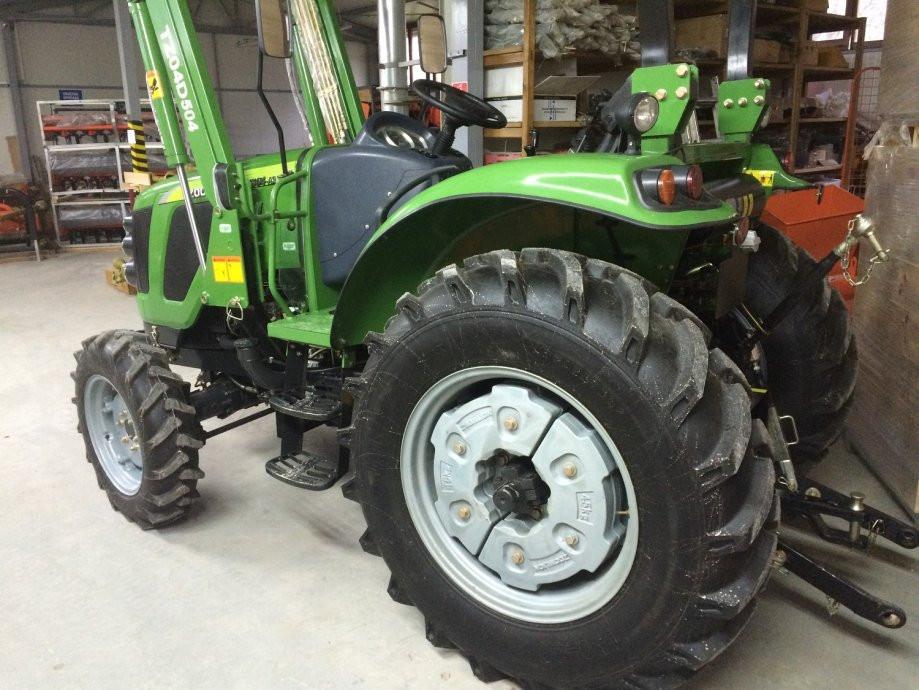 Traktor Zoomlion RK 504 - A2